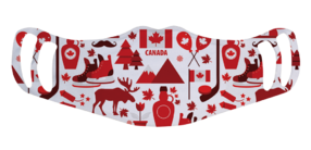 MF1 Polyester Face Mask - Canada Assorted Designs